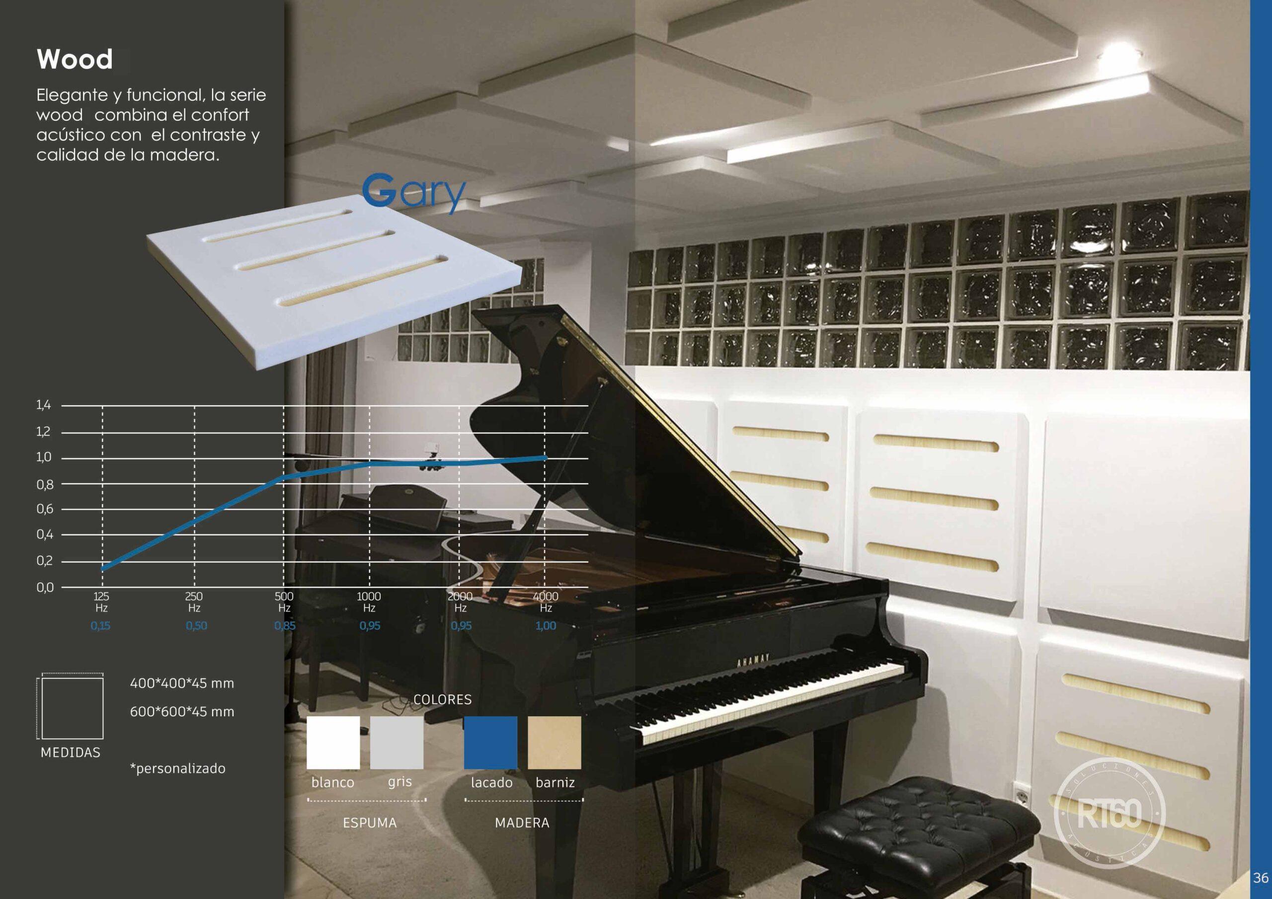 panel acustico eco absorbente ibiza c5 16