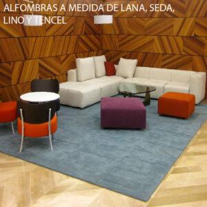 ALFOMBRA A MEDIDA DE LANA