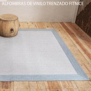 ALFOMBRAS DE VINILO TRENZADO FITNICE