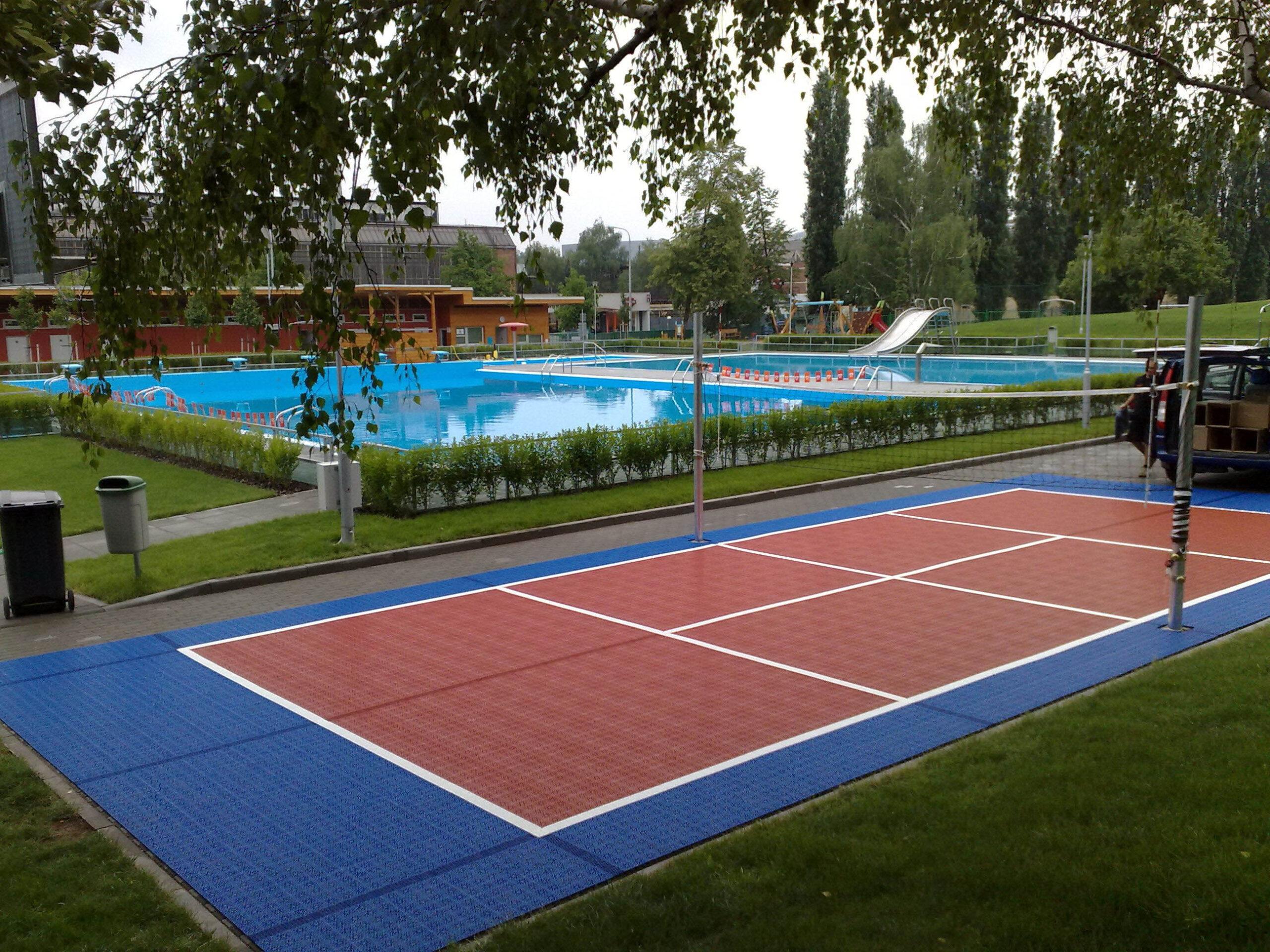 loseta deportiva exterior tenis c5 16