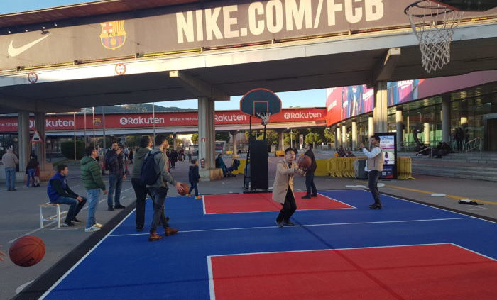 losetas deportivas bergo tenis baloncesto c5 7