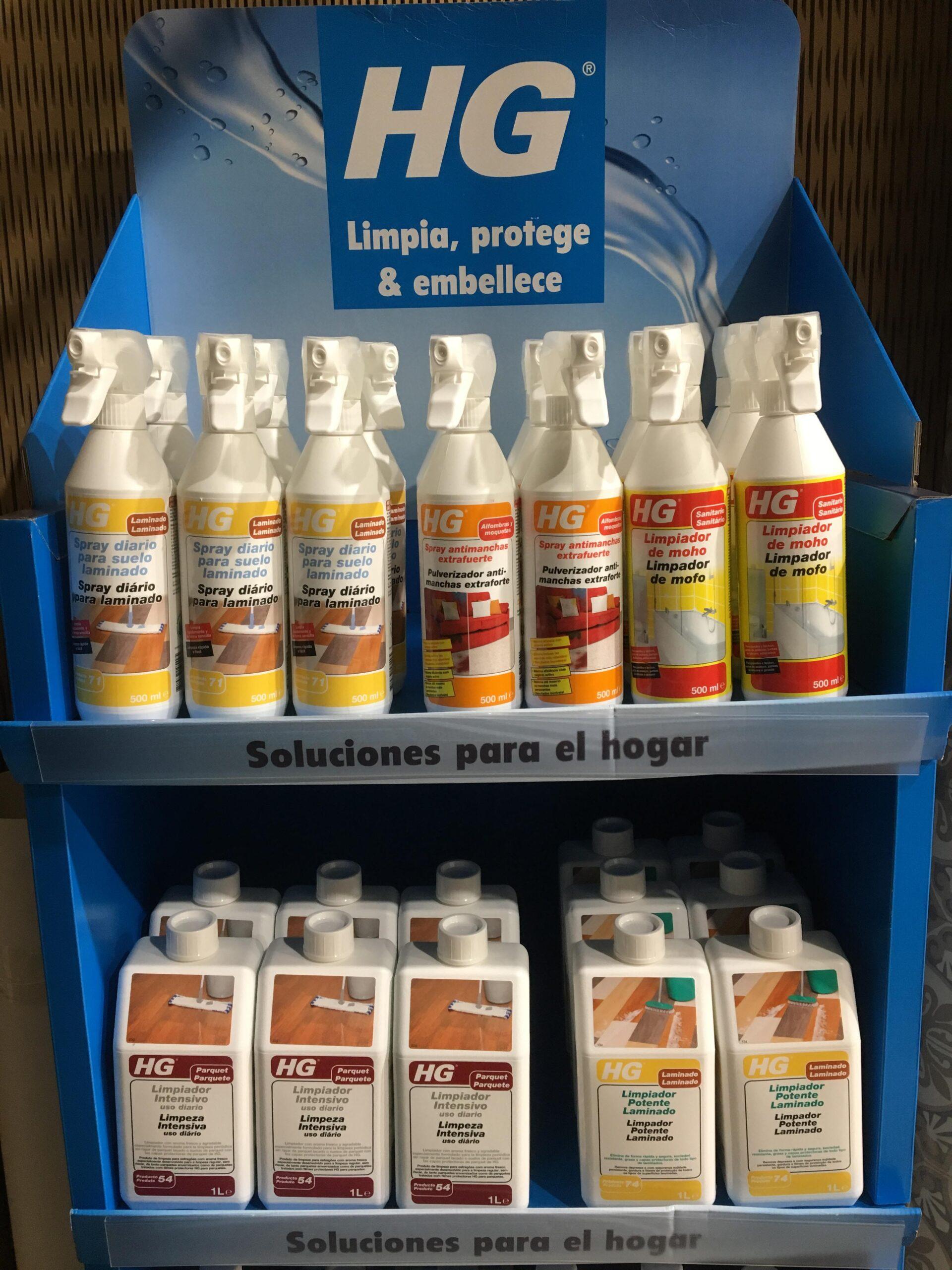 limpiadores hg suelos moquetas c5 ibiza