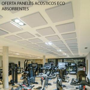 OFERTA PANELES ACÚSTICOS ECO ABSORBENTES