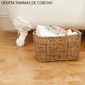 OFERTA TARIMAS DE CORCHO