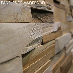 PANELES DE MADERA
