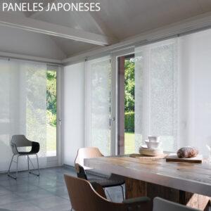 PANELES JAPONESES DESLIZANTES