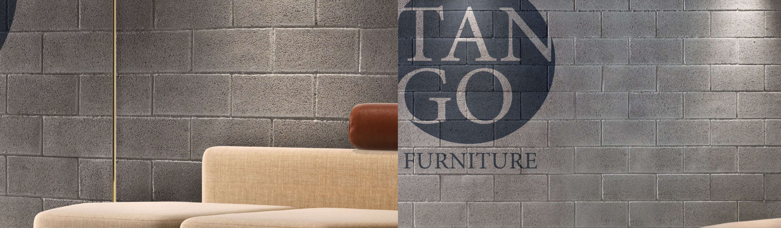 Panel imitación cemento