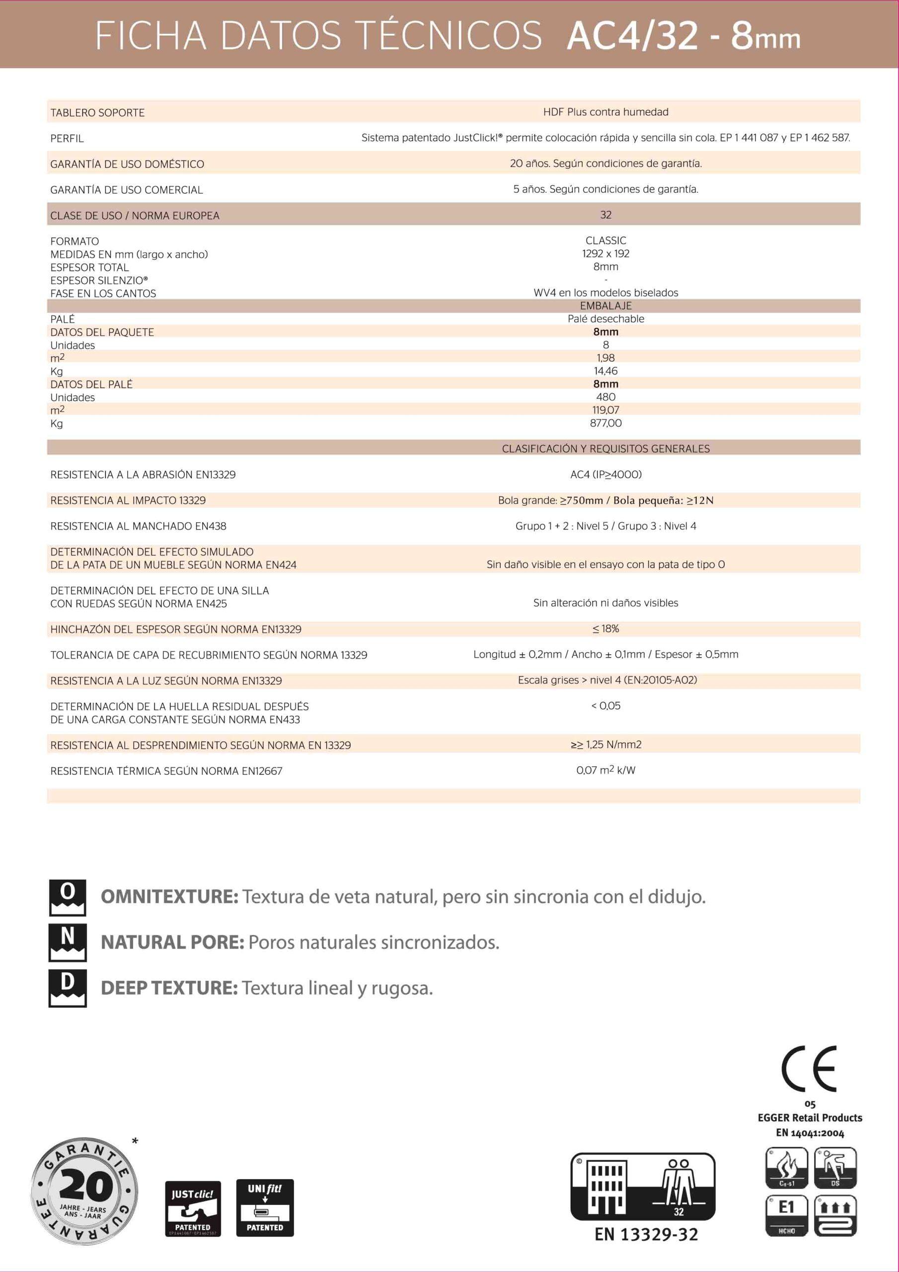 tarima laminada naturdec ibiza c5 20